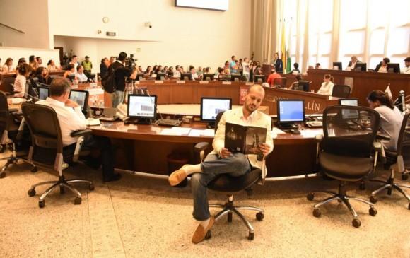 Concejal Santiago Jaramillo fue suspendido por el Centro Democrático