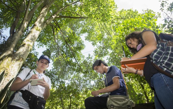 Expediciones botánicas ahora son en El Poblado