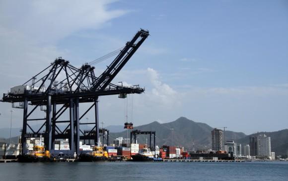 Exportaciones aumentaron 6,8% durante abril: DANE