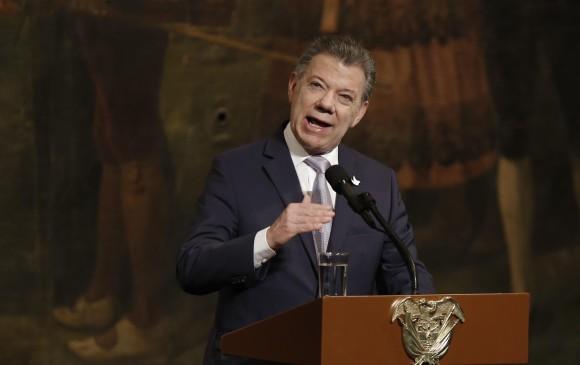 Santos rechaza reclamo de EE.UU. por liberación de guerrillero