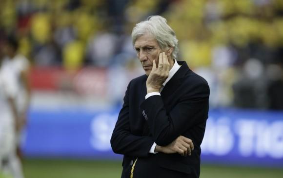 Colombia, sufriendo, derrotó a Bolivia