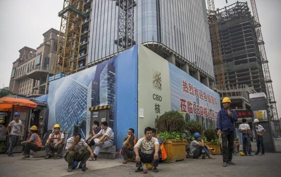 Creció 6,9 por ciento PIB de China en primera mitad de 2017