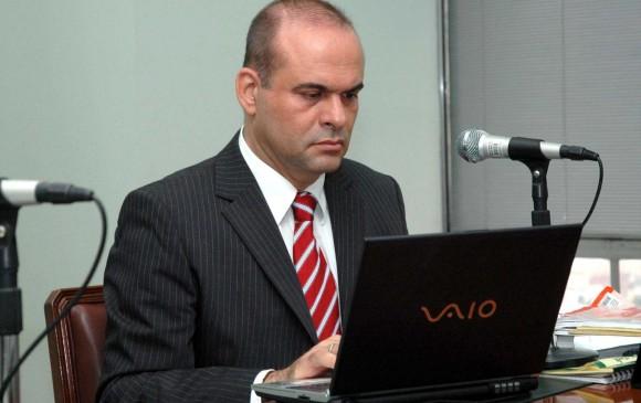 Salvatore Mancuso firmó su acta de sometimiento a la JEP