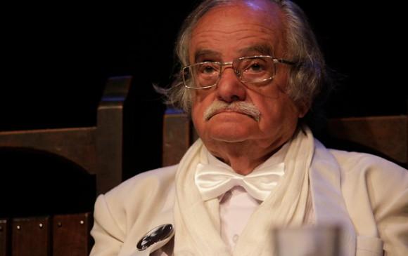Falleció Santiago García, actor y dramaturgo colombiano