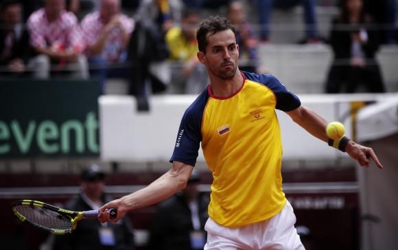 Croacia gana a Colombia en dobles y aventaja 2-1 — Copa Davis