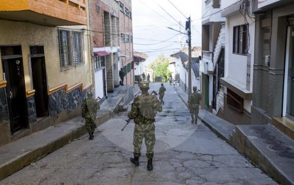 Dos muertos por enfrentamientos en Ituango, Antioquia