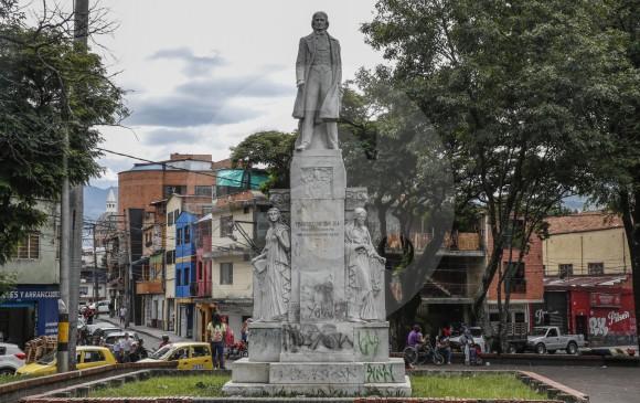 """""""Francisco Antonio Zea"""", de Marco Tobón Mejía"""