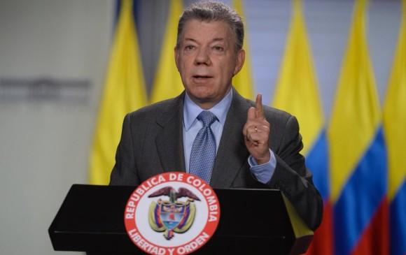 Presidente Santos viaja a Brasil para reunión bilateral con su homólogo Temer
