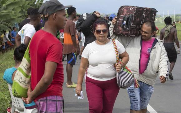 Suspenden por una semana cobro de peajes en Urabá