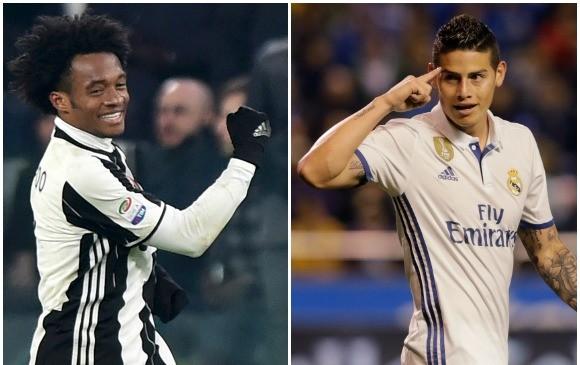 Juventus: el mosaico que preparó su hinchada previo al duelo con Mónaco