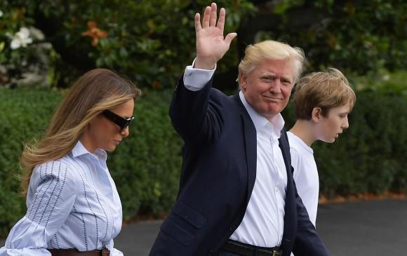 Abogado de Trump: El presidente no está bajo investigación