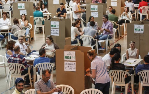 Calendario Colombia 2019 Octubre.Listo El Calendario Electoral De 2019
