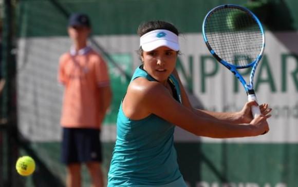 La maratón de Camila Osorio: a semifinales del Roland Garros Junior