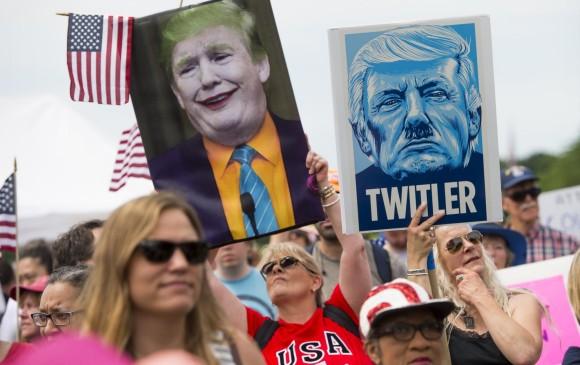 En medio de escándalo Trump busca reconstruir relación con Rusia