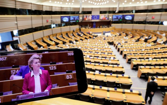 Nueve países piden a la UE un coronabono para enfrentar la pandemia