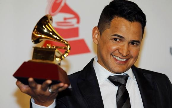 Jorge Celedón con su Grammy Latino pone en alto la música vallenata