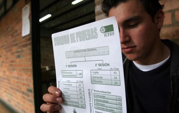 Con asistencia del 96,9% de inscritos se llevó a cabo Pruebas Saber