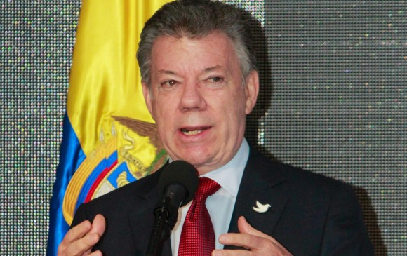 El 70% de los colombianos son de clase media: Santos