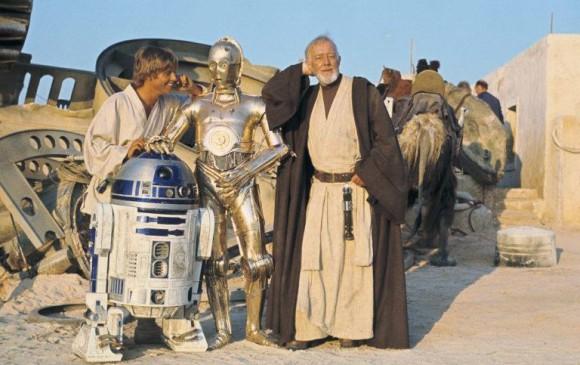 Estudios Disney anuncian nueva trilogía de La Guerra de las Galaxias