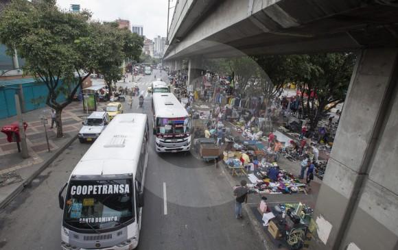 Este viernes comienzan las obras del proyecto Paseo Bolívar