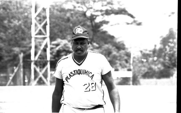Quienes vieron jugar béisbol a Christopher lo describen como un temible cuarto bate y una máquina de hacer cuadrangulares. FOTO ARCHIVO