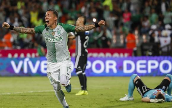 Atlético Nacional recibió al defensa central Diego Braghieri