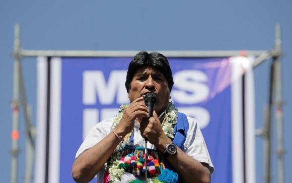Evo Morales, sobre la economía argentina:
