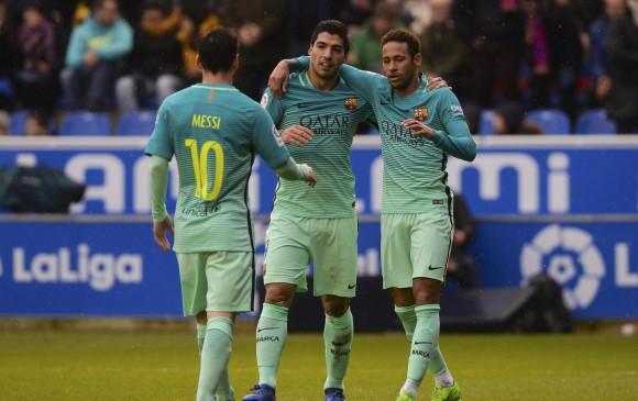 UEFA descarta al Barcelona para los cuartos de Champions