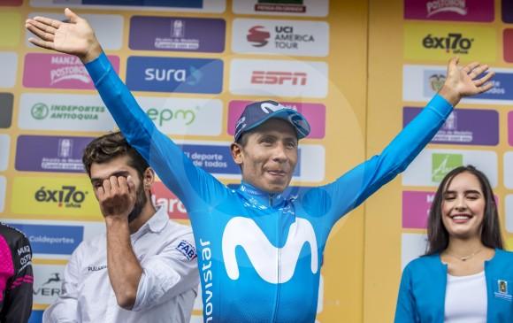 Supermán López, campeón del Tour Colombia