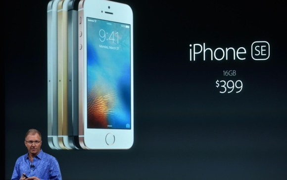 2a4bd720986 El pasado 21 de marzo fue el lanzamiento de Apple de sus nuevos iPhone SE.