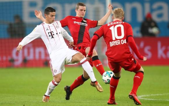 Bayern destroza al Leverkusen para meterse a la final de Copa Alemana
