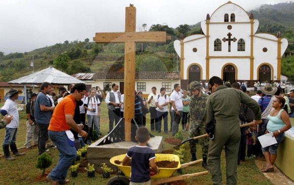 """El Aro, la masacre de los """"paras"""" que no precluirá"""