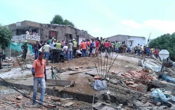 Procuraduría pide a Tribunal de Bolívar tomar medidas — Construcciones ilegales