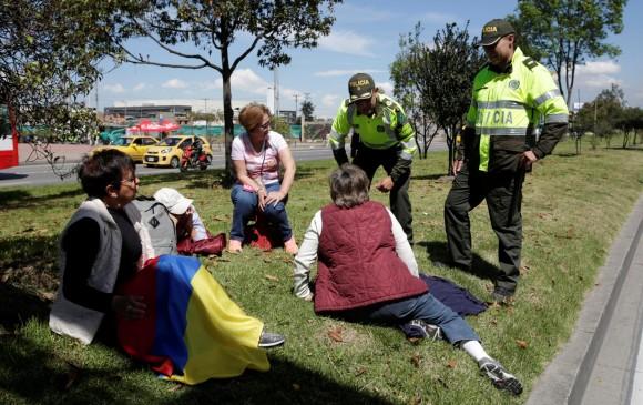 Francisco llega a Colombia y pide no perder esperanza