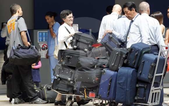 """42b20d85f Ojo al """"cambiazo"""", tips para evitar que metan droga en su maleta"""