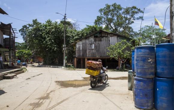 Imagen de archivo de la frontera de Colombia y Venezuela. FOTO: JULIO CÉSAR HERRARA