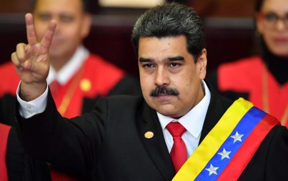Maduro inicia nuevo gobierno pese a rechazo internacional