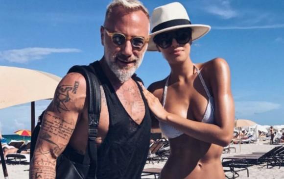 OMG! Gianluca Vacchi ya tiene un nuevo amor