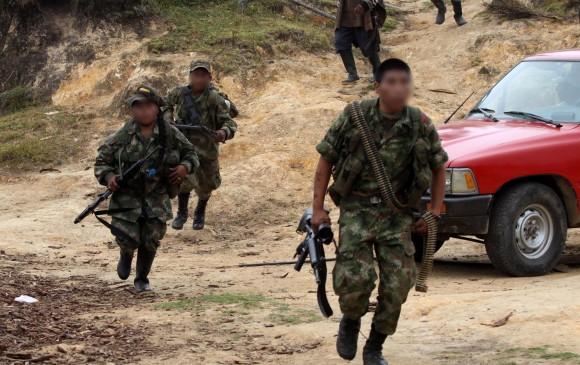 Retraso en salida de menores fue una decisión bilateral — FARC-EP