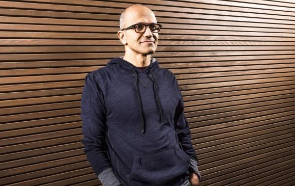 El director ejecutivo de Microsoft visitará Colombia el 30 de septiembre