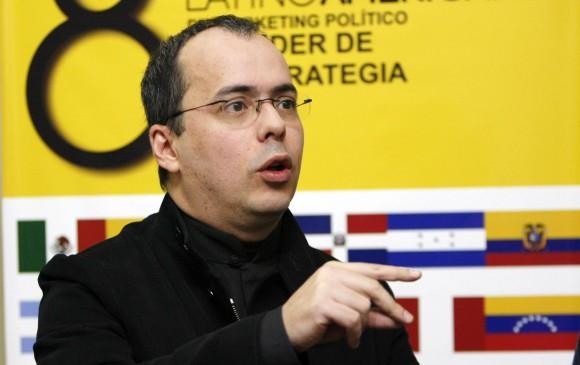 Rendón aseguró en entrevista en Perú que estaba ayudando a la campaña del candidato uribista. FOTO COLPRENSA
