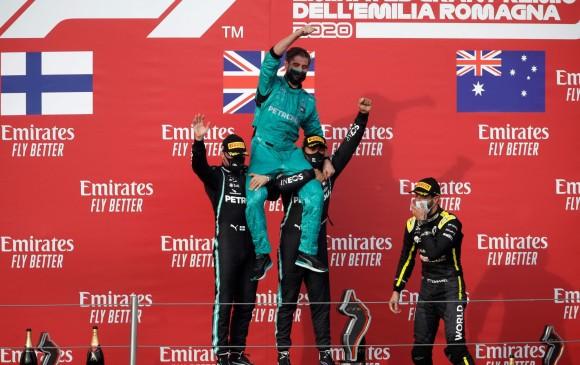 Lewis Hamilton insinúa que podría salir de Mercedes al término de la temporada 2020