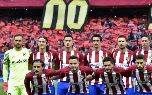 El Atlético de Madrid no podrá fichar jugadores en el verano