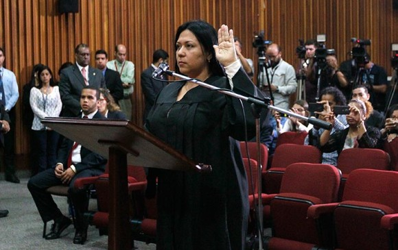 TSJ venezolano designa a nueva vicefiscal general de la República