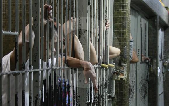 Por cada cupo que se libera de reclusos, entrar tres nuevos reos a las cárceles del país, calcula el Inpec. FOTO Róbinson sáenz