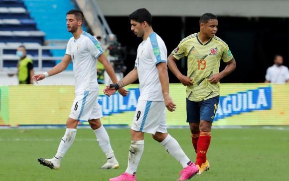 Luis Suárez da positivo por COVID-19 y se perderá el juego entre Uruguay y Brasil