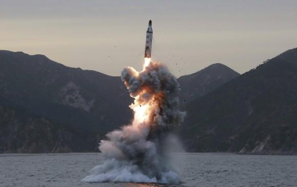 Kim Jong-un manda amenaza a Estados Unidos