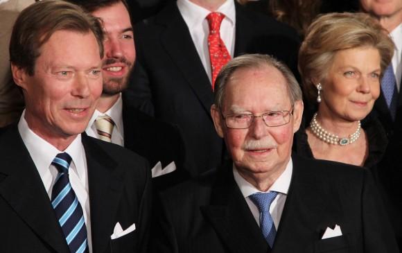 SRE envía condolencias por la muerte del gran duque de Luxemburgo