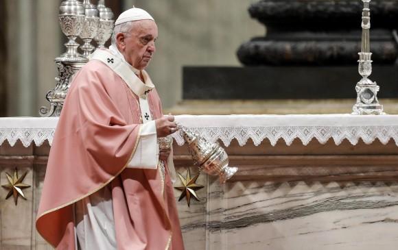 Francisco eliminó el secreto papal para casos de abusos sexuales