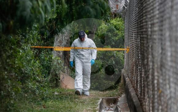 En el primer semestre del 2018 hubo 74 homicidios más en Medellín que en el mismo periodo del año anterior. FOTO ROBINSON SÁENZ